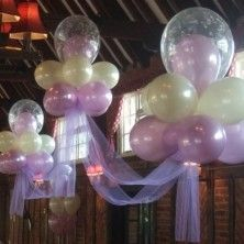 Ballondecoraties zijn hip!