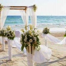 Trouwen in voor bruid bruidegom for Addobbi piscina per matrimonio