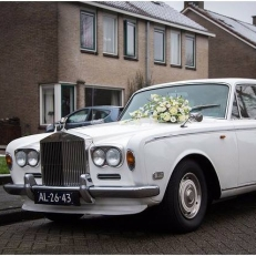 Oldtimer-verhuur Ariena's Weddings