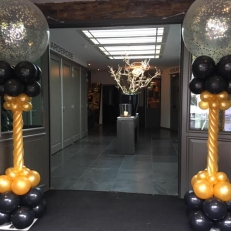 Decoratie-styling Party @ Home ballondecoraties