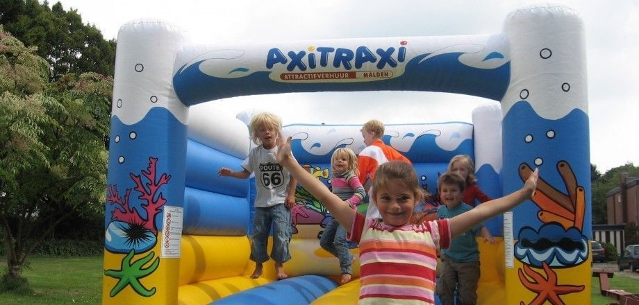 Catering-Partyverhuur Axitraxi Fun - Games - Events
