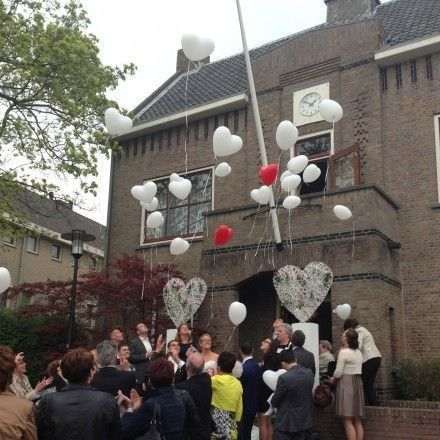 Sfeermakers ToverBallon